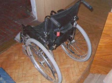инвалидная коляска, фотография 1