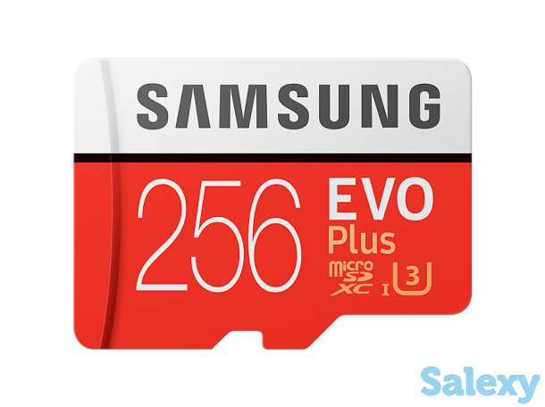 Карта памяти EVO Plus 256 GB, фотография 1