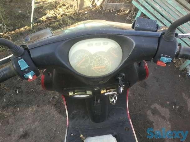 Продам скутер 50 кубов, фотография 2