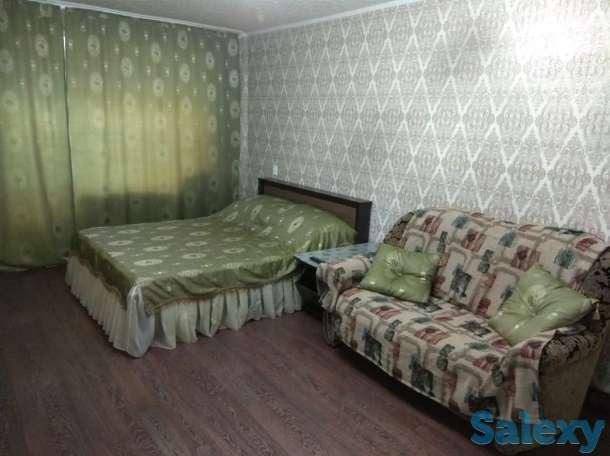1 комнатная по суткам часам неделям, на ночь, Комсомольский, фотография 6