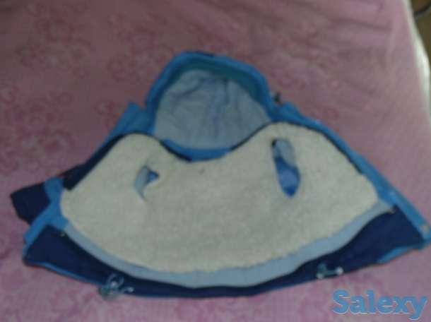 Младенческий зимний комбинезон для мальчика, фотография 3