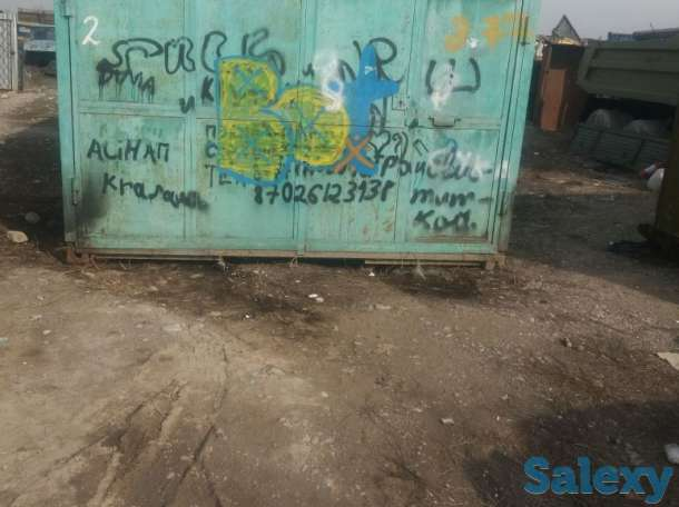 Гараж в алматы, Микрорайон Кокжиек, фотография 1