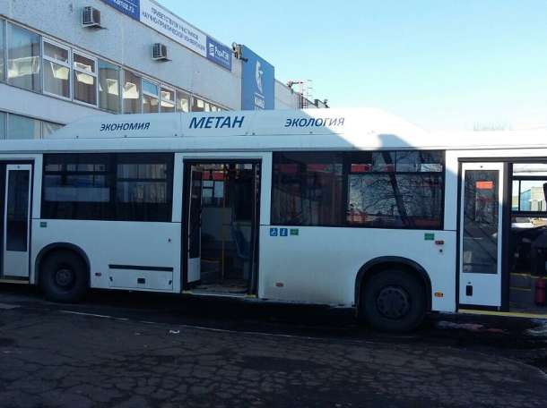 Автобус  НЕФАЗгородской на метане, фотография 7