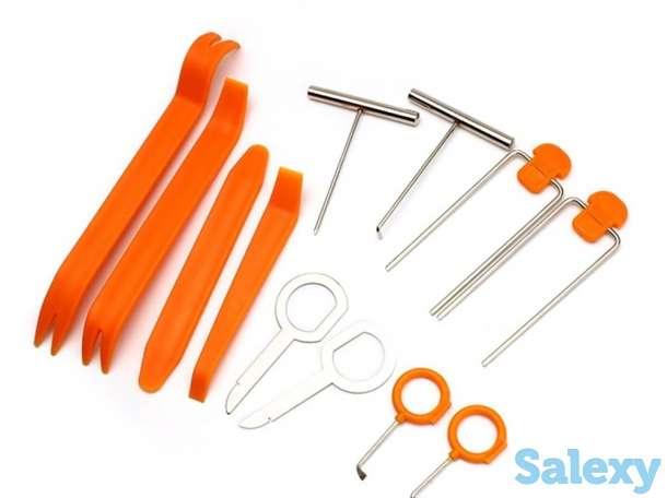 Продам большой комплект инструментов для разборки салона- 12 предметов., фотография 6