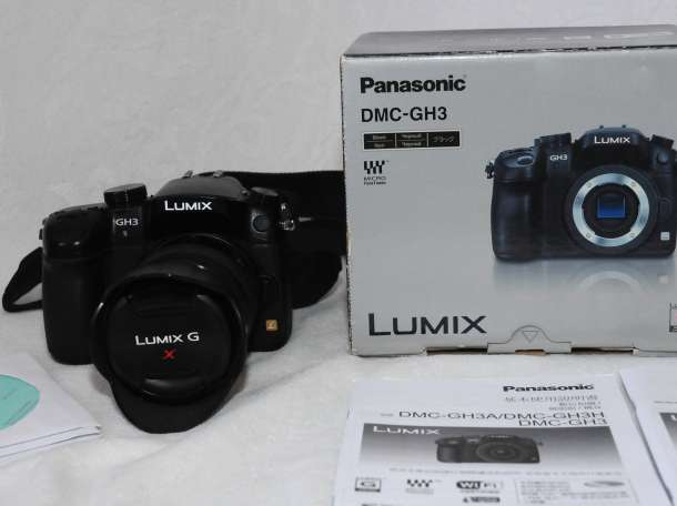 Фотоаппарат  Panasonic DMC-GH-3, фотография 1