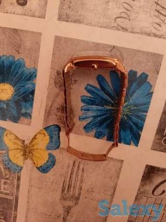 Продам позолоченные часы Romanson, фотография 1