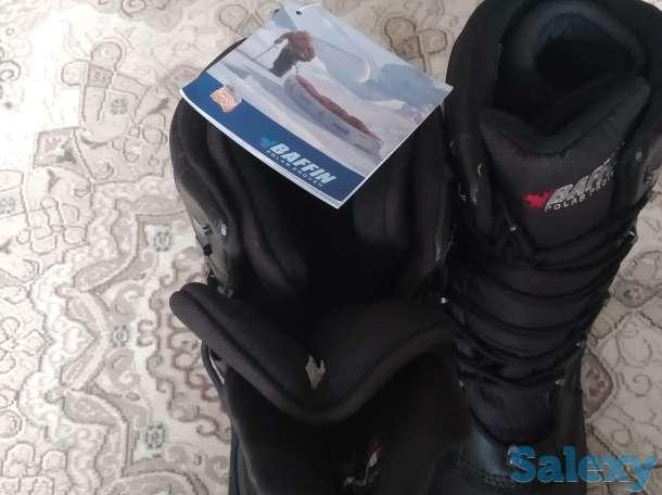 Продам ботинки зимние для охоты и рыбалки, фотография 3