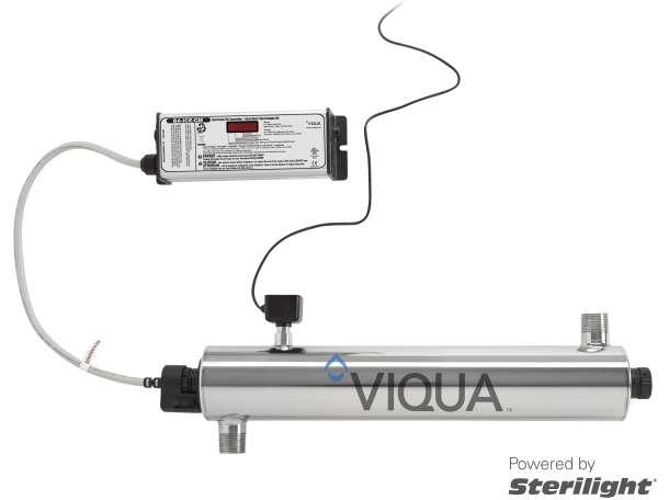 Ультрафиолетовое обеззараживание VIQUA, фотография 1