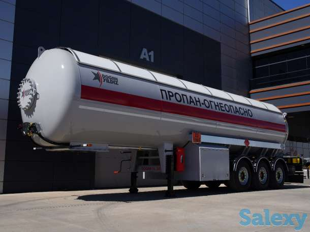 Продажа полуприцеп цистерна Суг Dogan Yildiz Dyz, фотография 4
