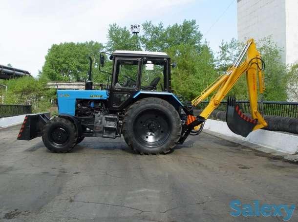 Акция! Экскаватор-бульдозер на базе трактора МТЗ!, фотография 9