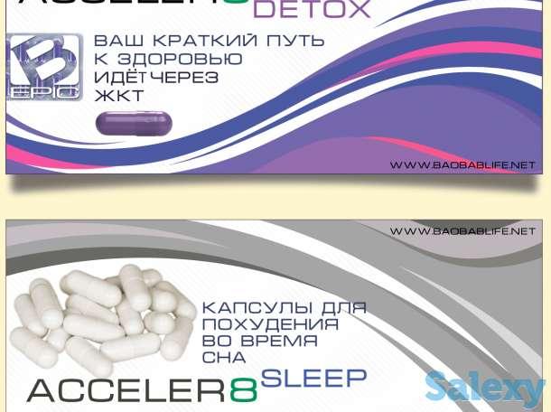 Капсулы от компании BEPIC. ELEV8/ACCELER8, фотография 5