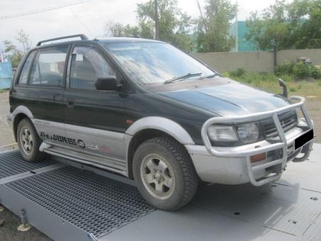 породам                     Mitsubishi RVR, фотография 2