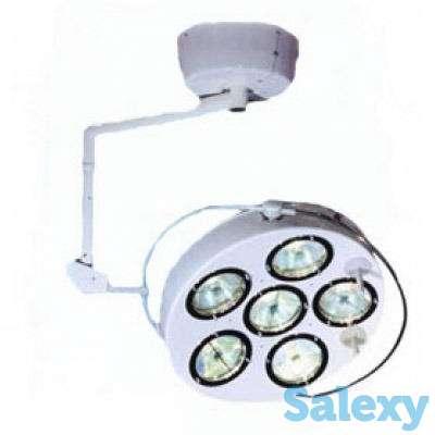 Светильник хирургический СР-4М шестирефлекторный, фотография 1