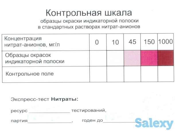 Тесты на ртуть в воздухе (разбился градусник, термометр), нитраты в продуктах (нитрат-тест)., фотография 3