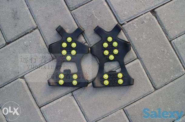 Кошки на обувь(на снег,лед) городской вариант, фотография 1