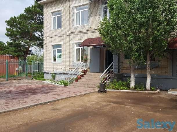 Двухэтажное нежилое помещение, мкр.1, здание 46А, фотография 1