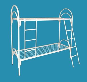 Кровати металлические, кровати для школ, кровати для больниц, кровати оптом, фотография 5
