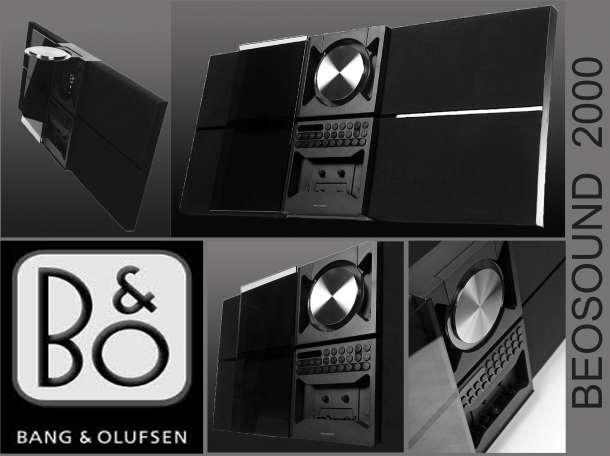 Bang & Olufsen Beosound 2000, фотография 1
