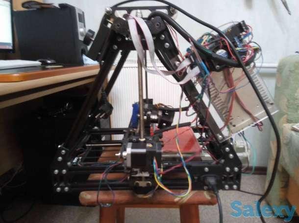 3Д(3D) принтер Ардуино(Arduino), фотография 2