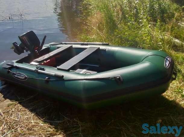 Продам лодку Gladiator с мотором Yamaha 6CMHS, фотография 2