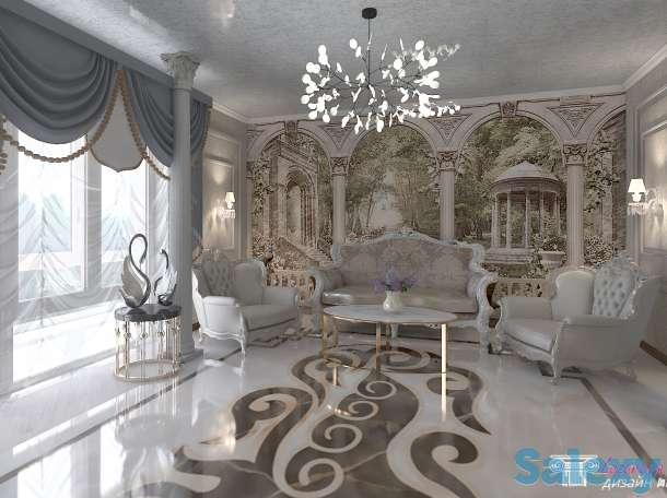 дизайн интерьера квартир, кафе, бутиков, офисов, фотография 8
