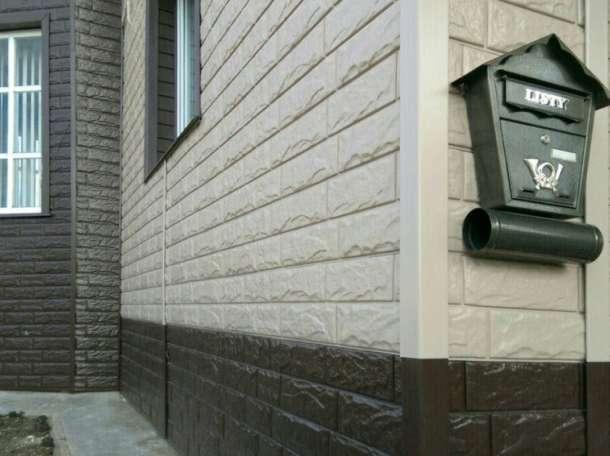 Фасадные панели Stone-house серия Кирпич, фотография 7