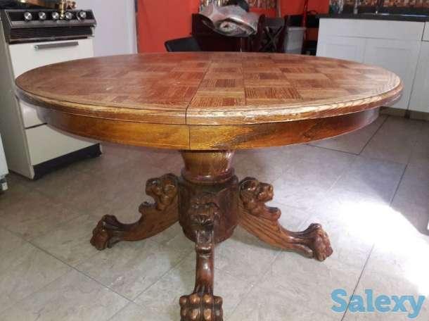 ремонт реставрация столов и стульев, фотография 7