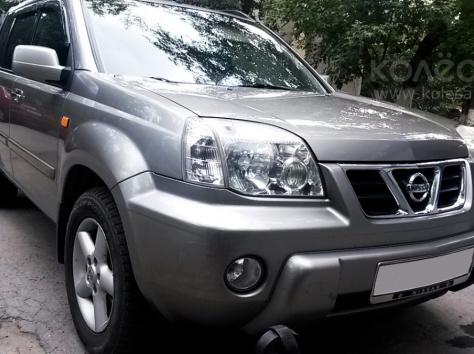 Nissan X-Trail 2001 года, фотография 6