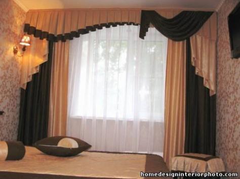 Пошив штор, ламбрекенов, фотография 5
