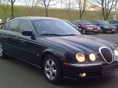 Продам Jaguar  s- type 2963 m3 2000г.в, фотография 3
