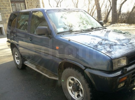 Продам Nissan Terrano 2, фотография 11