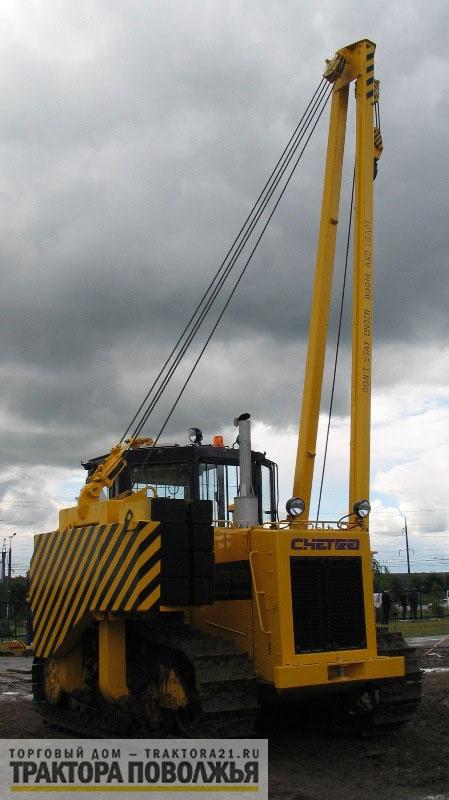 Продам Трубоукладчик ЧЕТРА ТГ121/122, Komatsu  D-65, г/п 20-25 тонн, фотография 4