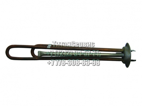ТЭН Thermex (Термекс) 2,0 Квт. Медный из двух спиралей: на 1,3kW и 0,7kW. в Приозерске, фотография 1
