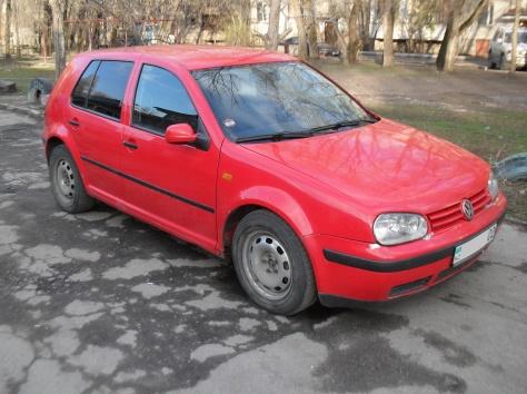 продам VW Golf IV 1997г.в. 8300 у.е., фотография 1