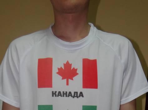 надписи и фото на футболку, фотография 5