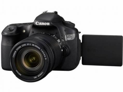 Canon 60D EOS, фотография 1