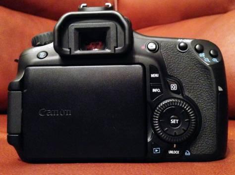 Canon 60D EOS, фотография 11