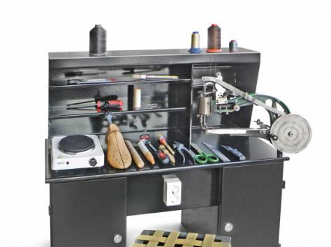 Оборудование для пошива и реставрации обуви по ценам производителя, фотография 10