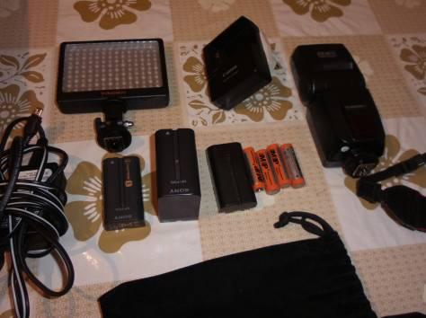 фотоаппарат с видеокамерой комплект Срочно, фотография 8