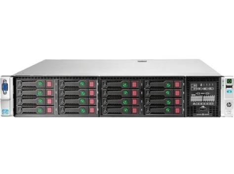 Сервера моделей HP, Dell, Intel в сборе, фотография 2