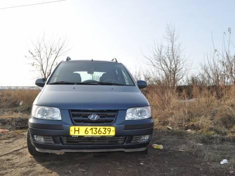 Hyundai Matrix, фотография 1