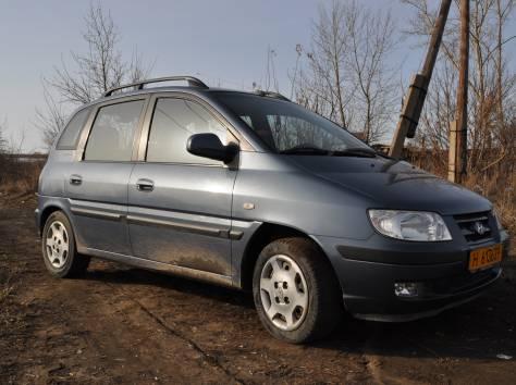 Hyundai Matrix, фотография 2