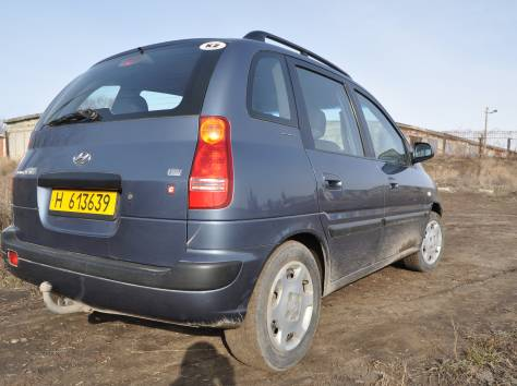 Hyundai Matrix, фотография 3