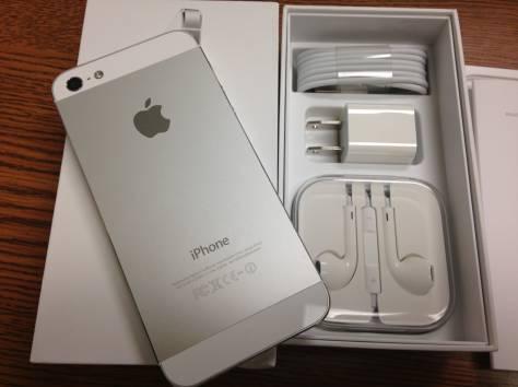 Особенности Яблоко iPhone 5 64Gb Neverlock (белый) , фотография 1