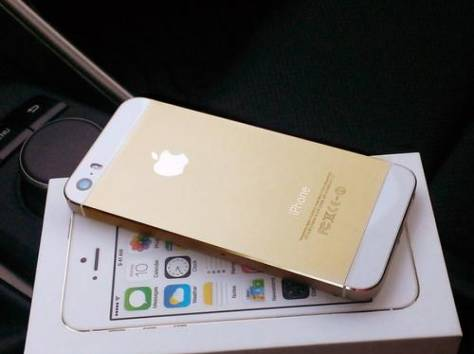 Apple iPhone 5s gold 64gb...Samsung Galaxy s5 32gb, фотография 1