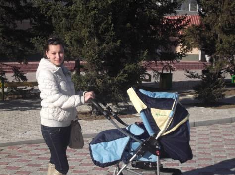 обменяю детскую коляску, фотография 1