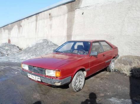 СРОЧНО Продаю Audi Coupe B2 1982 г.в., фотография 2