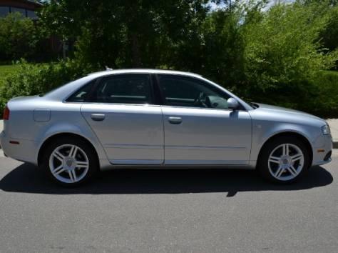 2008 Audi A4, фотография 1
