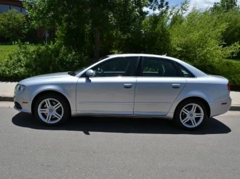 2008 Audi A4, фотография 2