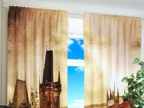 Купите качественные фотошторы для своего дома, по хорошей цене., фотография 1
